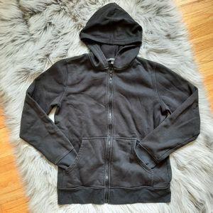 ❤4/$20 George Boys Zip Up Basic Hoodie